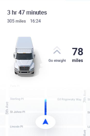 Truck Navigator