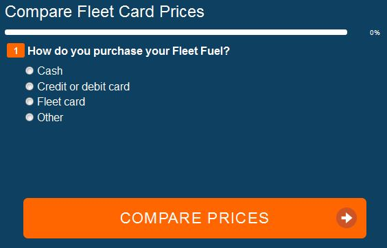Comparing Fuel Fleet Cards