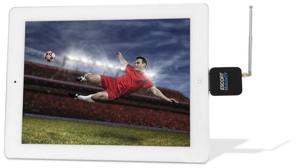 1 gadget Escord mobileTV