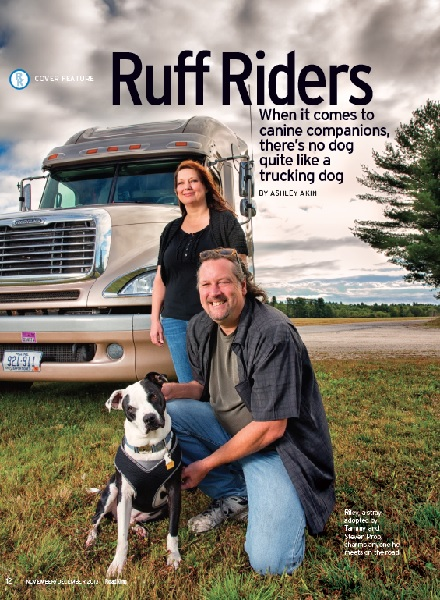 Truck Drivers And Pets