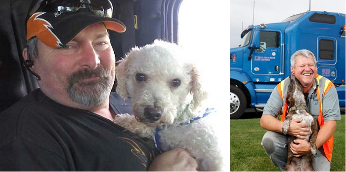 Truck Drivers And Pets 3