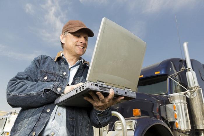 Truck Drivers` Life 03