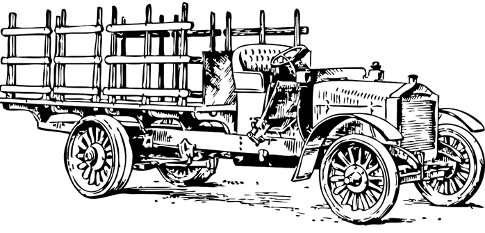 US Trucking History: Quick Overview and Astonishing Facts
