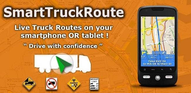11 Great Mobile Apps That Will Make Trucker's Life Easier