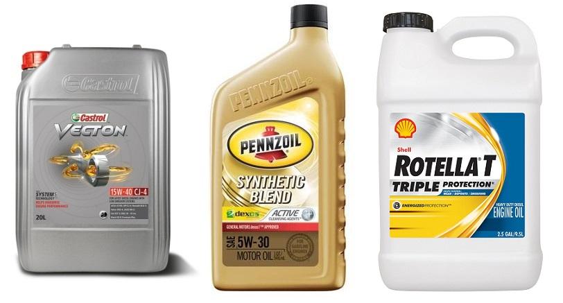 Cheap Truck Oil Change 3