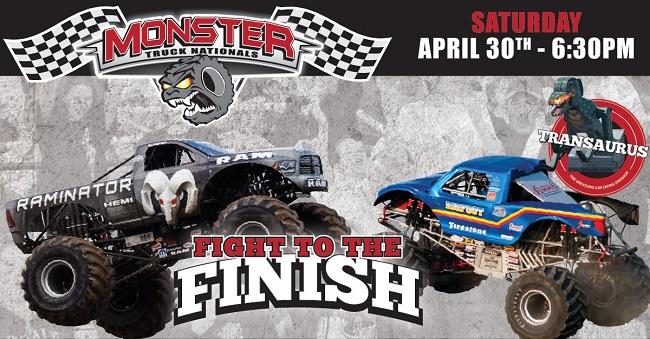 Top Amazing Monster Truck Show Events In Usa