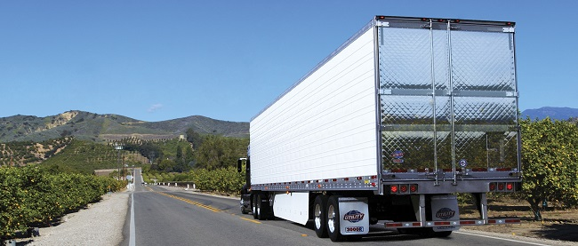 Reefer Trailers 1
