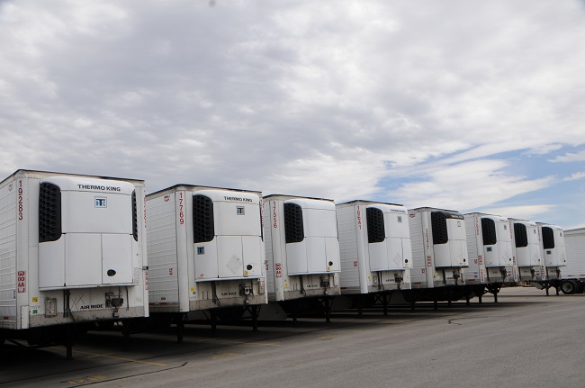 Reefer Trailers 5