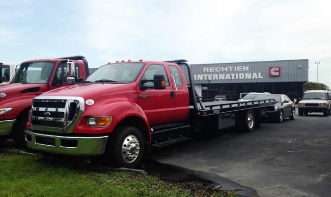 Medium Duty Trucks