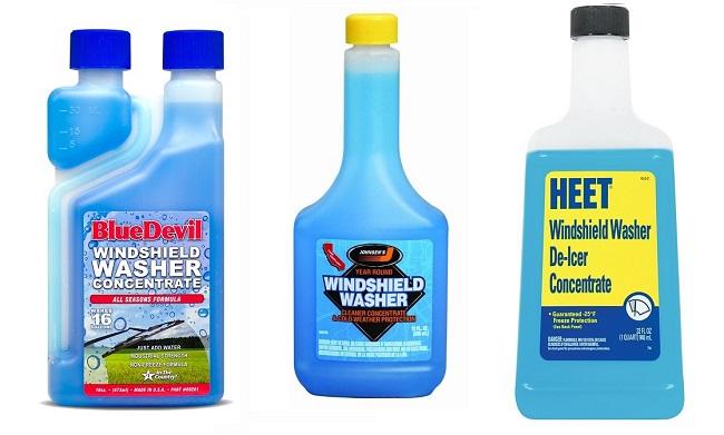 How To Choose Best Windshield Liquid