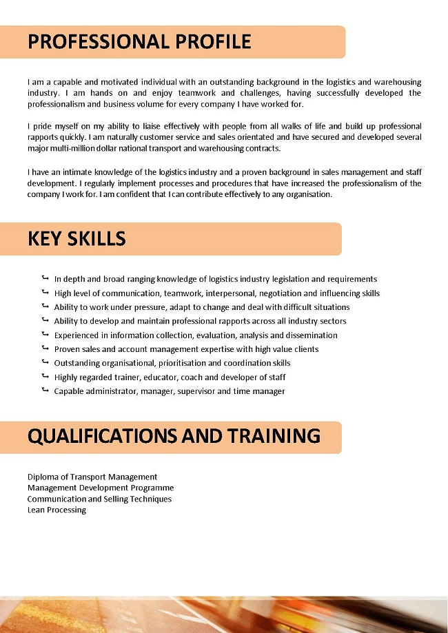 Communication and teamwork skills resume | Formal essay body