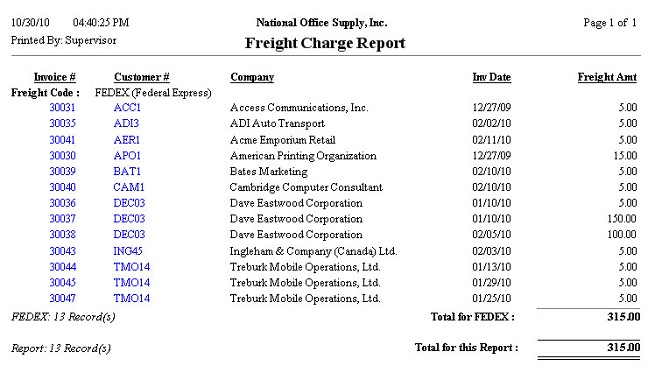 Freight Charges Revealed - 10 Things To Watch
