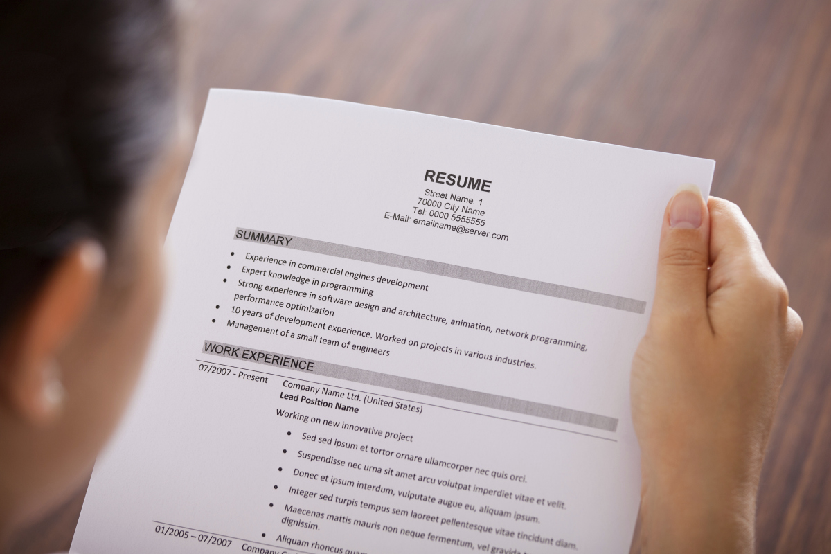 how to write perfect truck driver resume - Perfect Your Resume