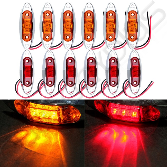 Learn How To Choose Marker Lights