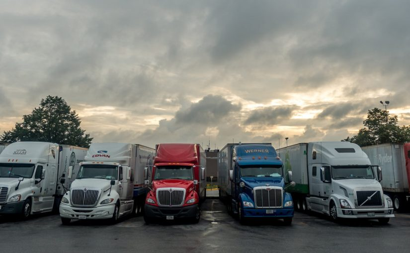 Small Trucking Companies: Powerful Money Makers