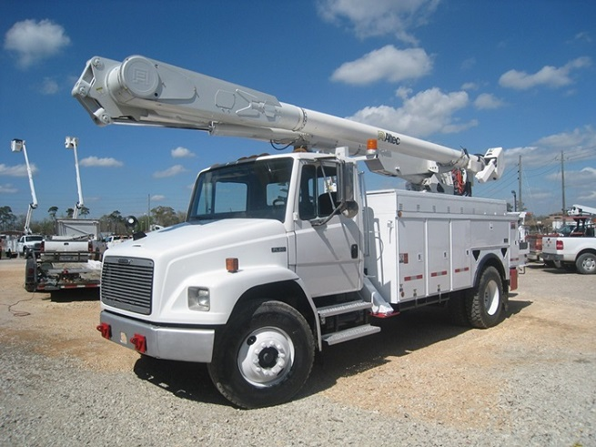 Learn all about bucket truck