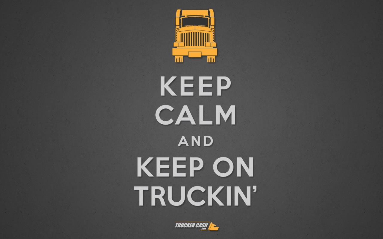 Good Quotes 100 Best Truck Driver Quotes  Fueloyal
