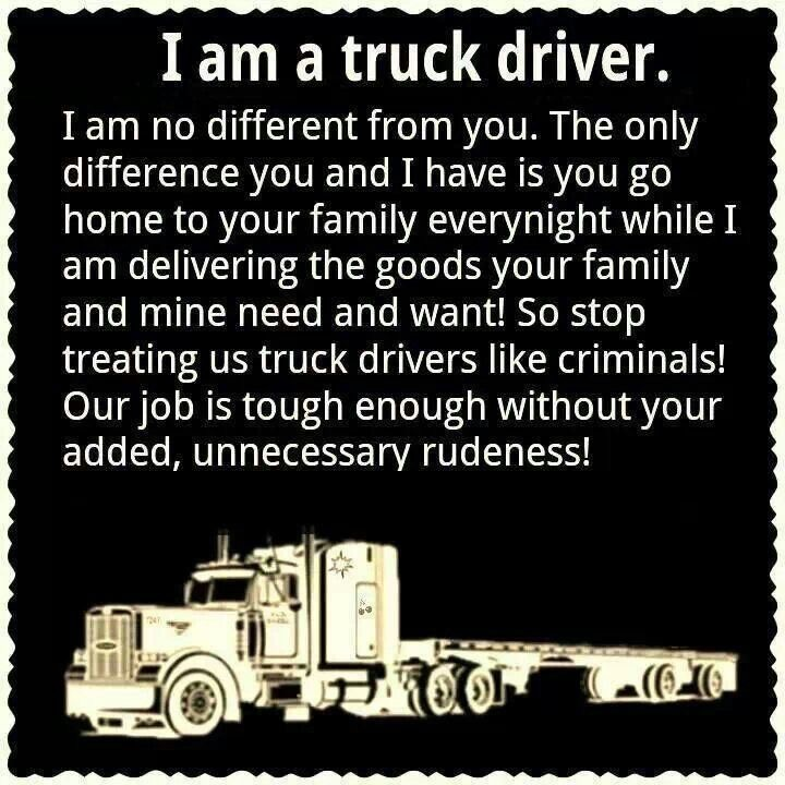 Truck Quotes Awesome 100 Best Truck Driver Quotes  Fueloyal