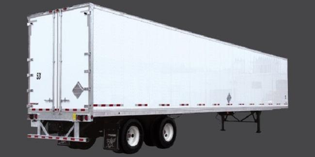 Best Dry Van Trailers You Can Buy  Footer Trailer Wiring Diagram Hyundai on