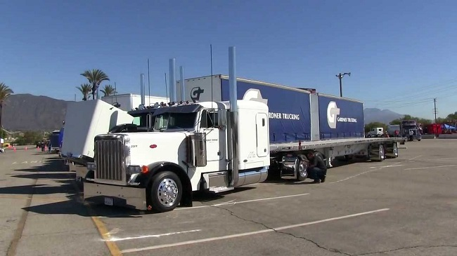 Best Trucking Companies in California