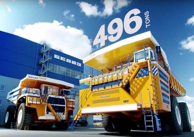 10 Biggest Trucks In The World