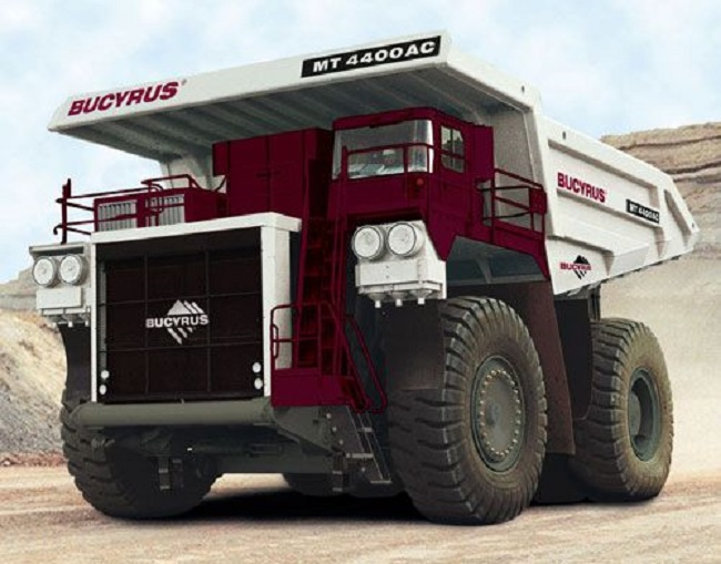 10 Biggest Trucks In The World