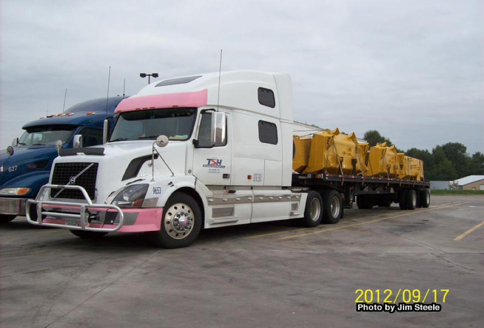 25 best flatbed trucking companies for Admiral merchants motor freight