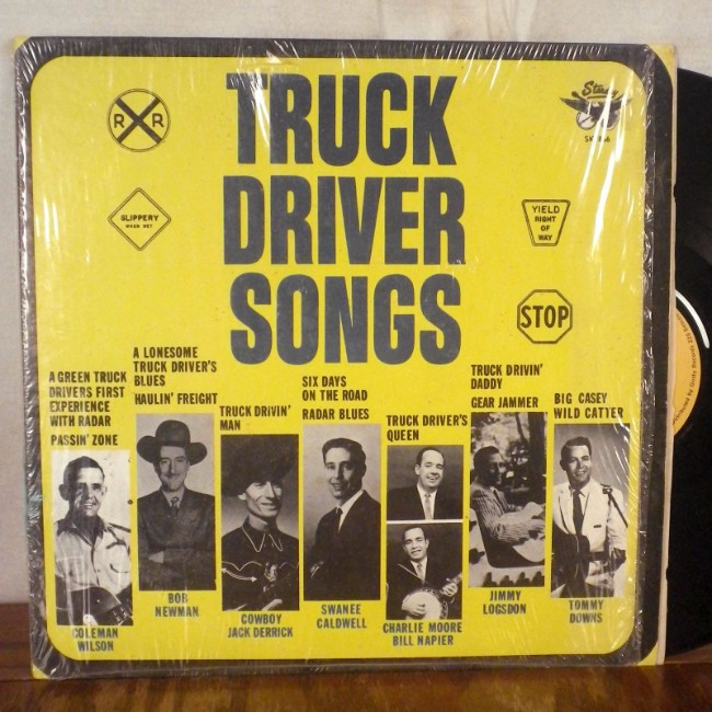 All Time Top 30 Famous Trucking Songs