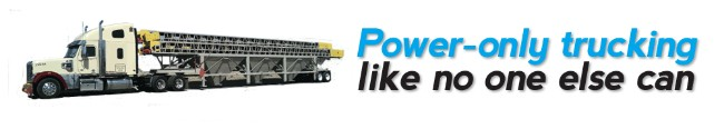 Power Only Loads- Great Way To Increase Profit