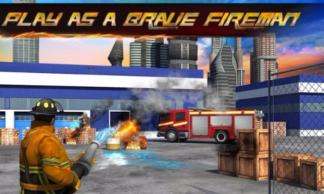Top 10 Fire Truck Games - Page 3