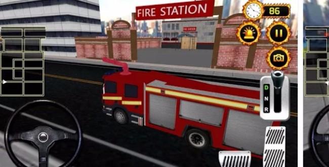Top 10 Fire Truck Games