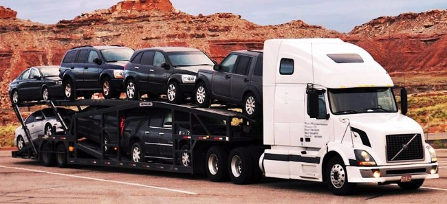Top 25 Car Transportation Trucking Companies