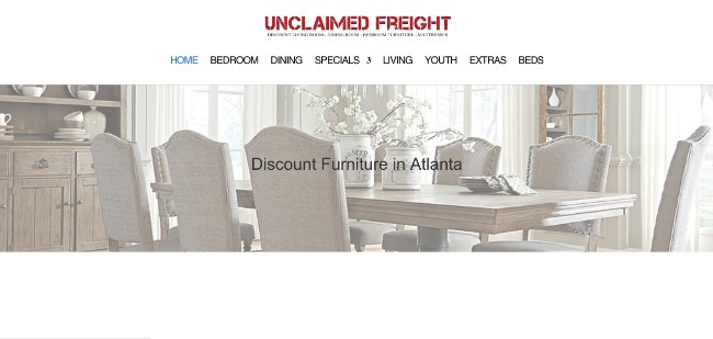 Perfect Top 25 Locations To Buy Unclaimed Freight Furniture