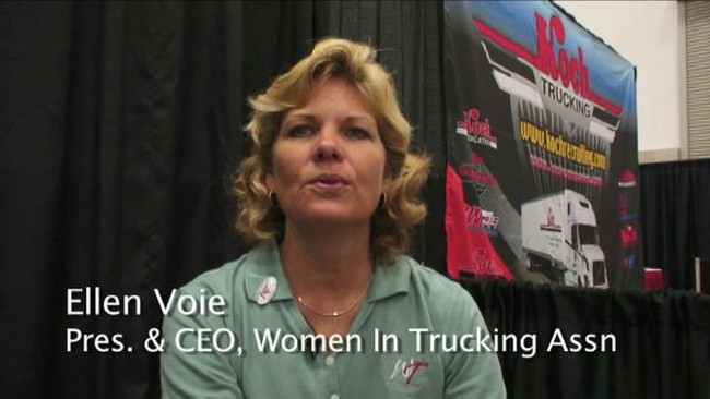 Top 25 Trucking Industry Influencers