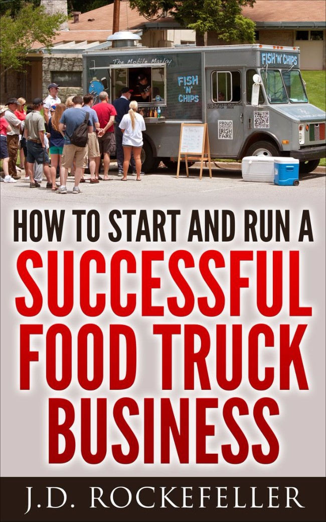 Food Truck Business Plan Template To Start Business In 5 Days