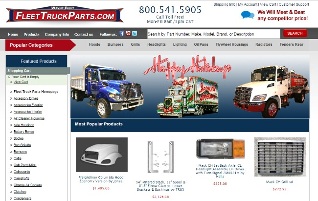 Top 10 Locations To Buy Freightliner Parts - Page 2