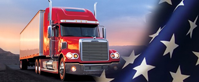Top 25 States By Number of Trucking Companies width=