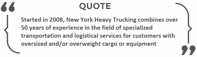 Top 25 Trucking Companies in New York