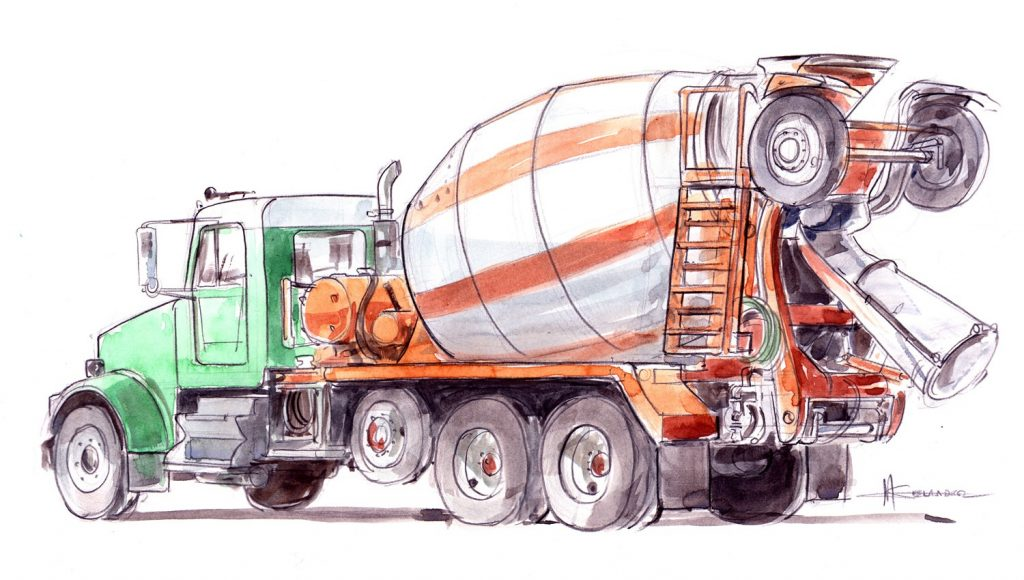 Ultimate Concrete Truck Profitability Analysis