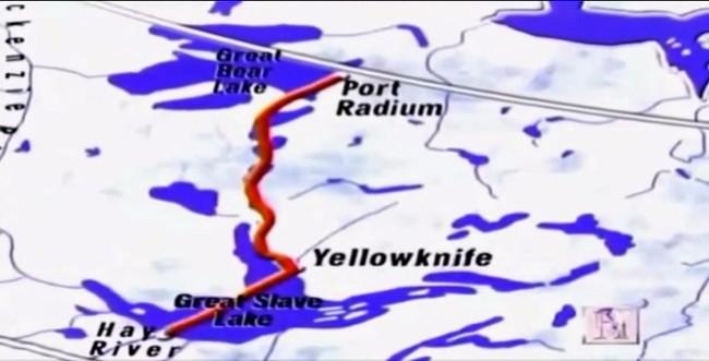 What Is The Average Ice Road Truckers Salary? - Fueloyal Ice Road Truckers Alaska Map on george parks highway alaska map, point thomson alaska map, fox river alaska map, arctic tundra map, dalton highway alaska map, dutch harbor alaska map,