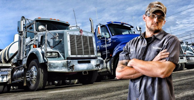 Life As A Truck Driver Balance Between Highway And Home