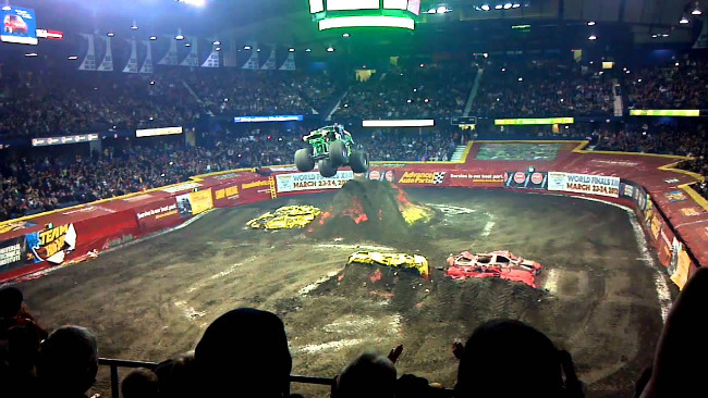 Mad Max 2 2017 >> 2017 Top 20 Amazing Monster Truck Show Events In USA