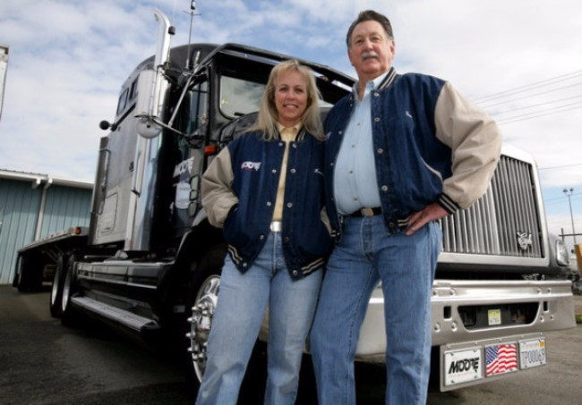 Truck driver women seeking men