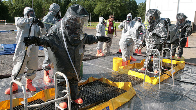 HAZMAT Practice Test For all 50 States – 2017 Update Cover Image
