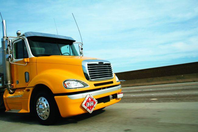 truck driving test practice pdf