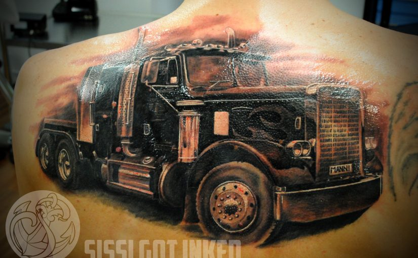 Ultimate Truth: Trucker Tattoos and Trucking Companies Tattoo Policy