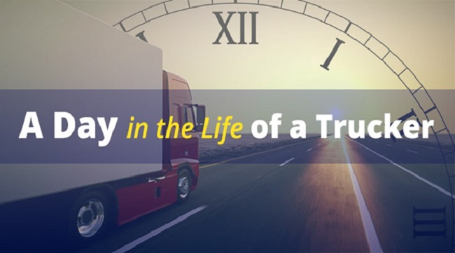 Face To Face With A Truck Driver – The Other Side Of The Trucking World