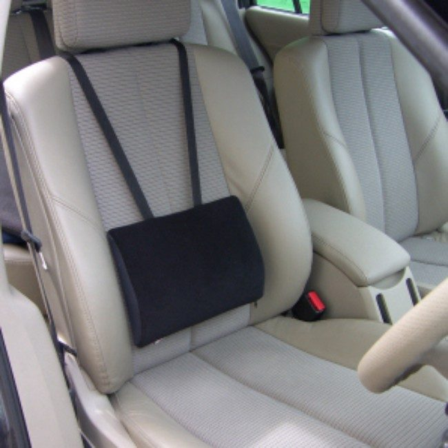 Lumbar Support Car Seat Cushion