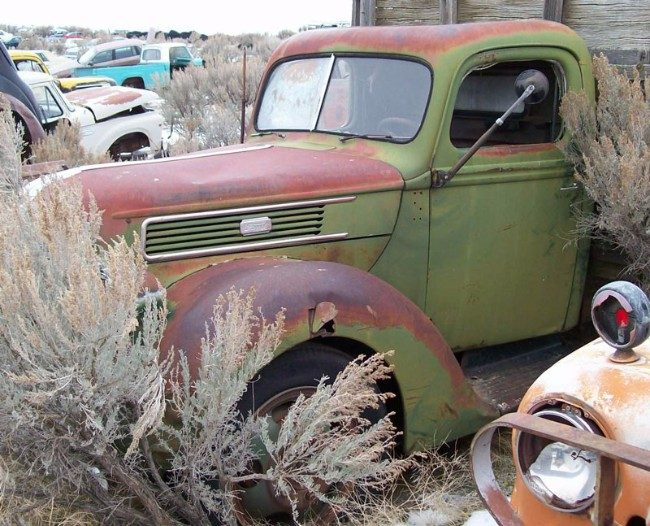 Websites Like Craigslist >> 10 Locations to Buy Vintage Trucks and Vintage Truck Parts