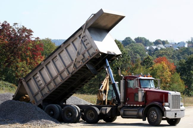 How To Raise A Dump Truck Bed